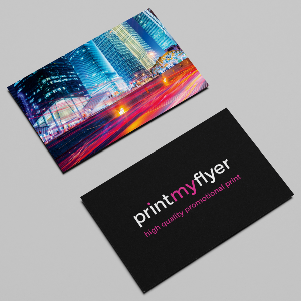 Business Cards Printed Standard by Print My Flyer