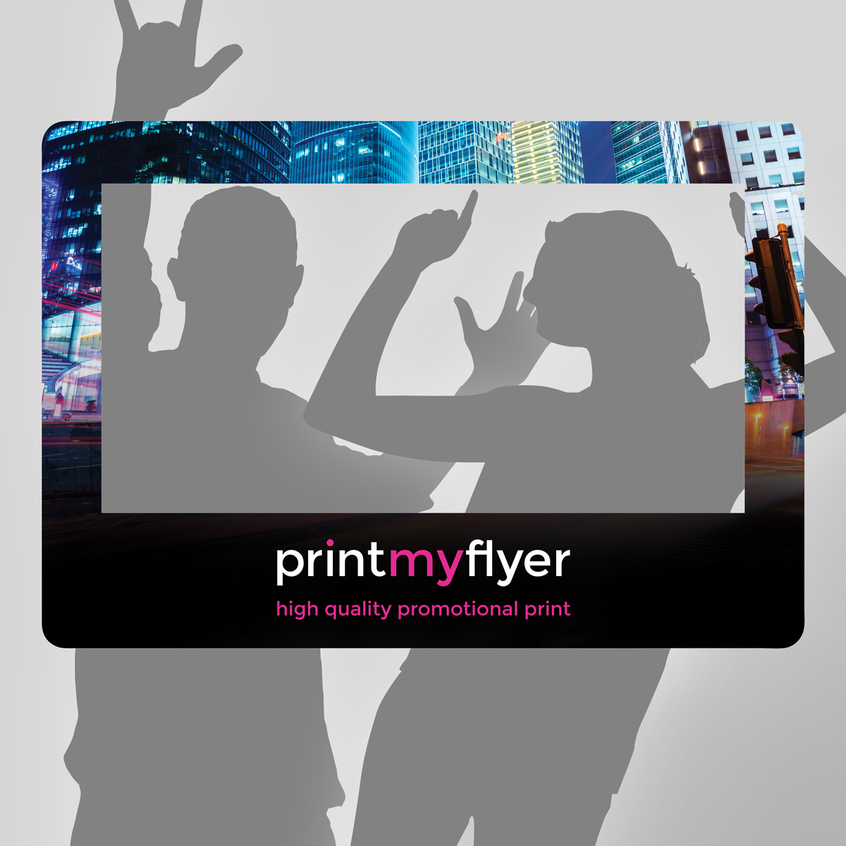 Photograph Selfie Frames for Events & Promotions - Printed